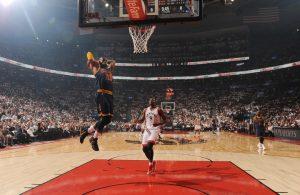 Cleveland Cavaliers vs. Toronto Raptors Game 4 Recap: Back-to-Back Sweeps