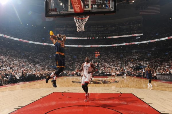Cleveland Cavaliers vs. Toronto Raptors Game 4 Recap: Back-to-Back Sweeps