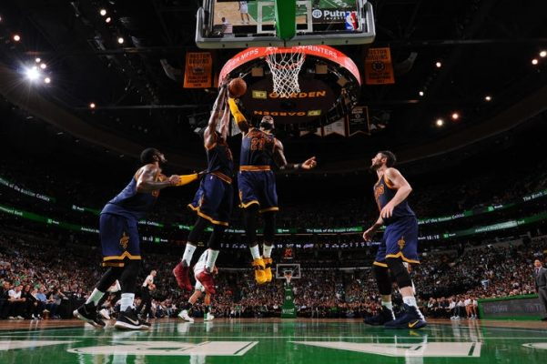 Cleveland Cavaliers vs. Boston Celtics Game 2 Recap: Record-Setting Beatdown