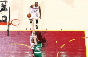 Cleveland Cavaliers vs. Boston Celtics Game 3 Recap: Stunning Collapse