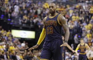 LeBron James Passes Michael Jordan With Incredible Playoff Scoring Numbers b0a167114