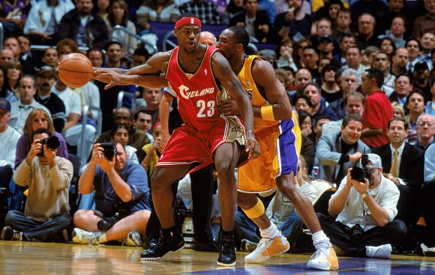 These Stats Show LeBron Has Been More Clutch Than Kobe Since 2004