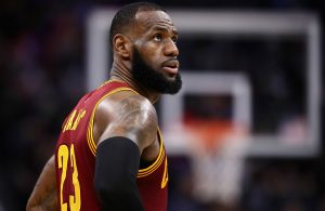 Report: LeBron Starting to Get Annoyed With Uncertain Contract Status of David Griffin