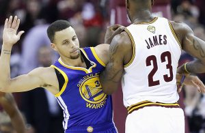 Stephen Curry Says He Wants to Put an End to the Cleveland Cavaliers 'Having Fun'