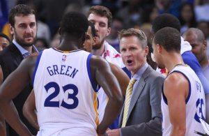 Report: Warriors Head Coach Steve Kerr Not Expected to Return This Season