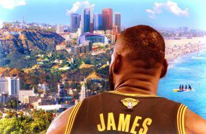 LeBron James Could Head to Los Angeles in 2018