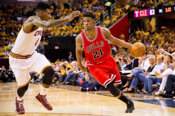 Are the Bulls trade talks involving Jimmy Butler back on again? Perhaps