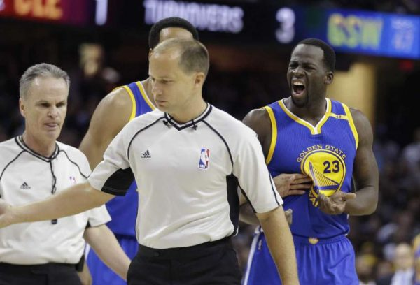 Confusion over Draymond Green technical foul lights up social media