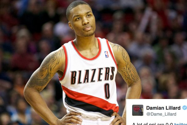 Damian Lillard Destroys Twitter Troll Who Brings Up LeBron's Finals Record