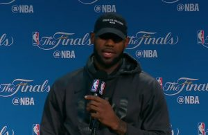 LeBron James Explains How Much Better Cavs Have to Play in Game 5 in Oakland