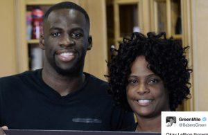 Draymond Green's Mother Calls Out LeBron James on Twitter