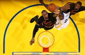 Cleveland Cavaliers vs. Golden State Warriors Game 2 Recap: Third-Quarter Blues