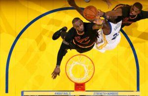 Cleveland Cavaliers vs. Golden State Warriors Game 2 Recap: Third-Quarter Blues