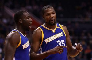 Report: Kevin Durant Puts Draymond Green's Credibility in Question