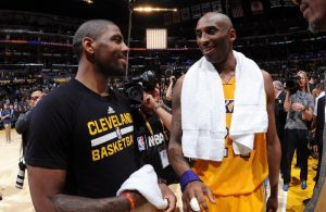 Kyrie Irving Spoke to Kobe Bryant on How to Avoid Shaq-Like Feud With LeBron James