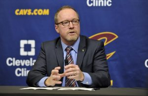 David Griffin Releases Closing Statement as Cavs General Manager