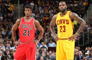 Jimmy Butler LeBron James Cavs