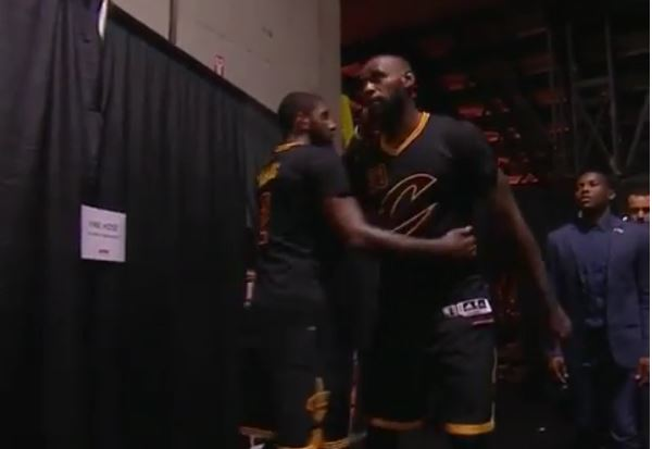 What LeBron James Told Kyrie Irving Immediately After Losing Game 5 of NBA Finals