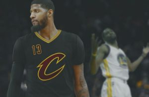 Paul George Cavs Uniform