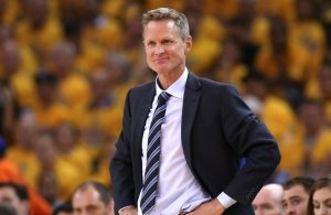 Report: Steve Kerr to Return as Head Coach of Warriors in Game 2