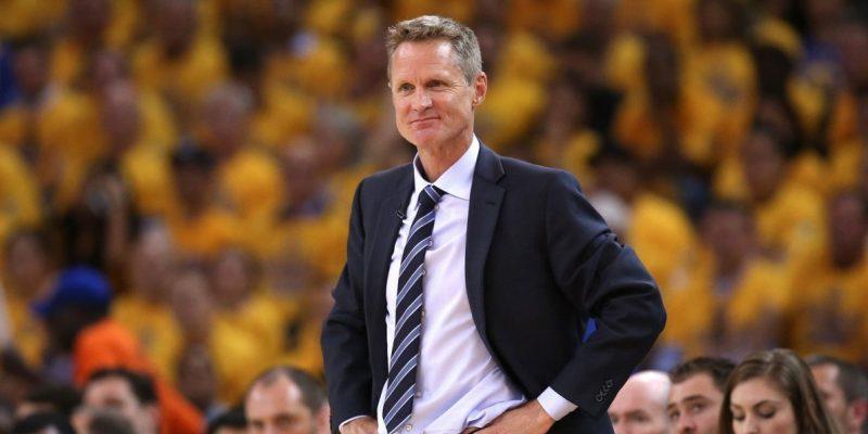 Report: Steve Kerr to Return as Head Coach of Warriors in Game 2