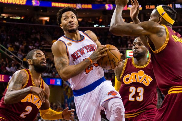 630b7379d1d Report  Cleveland Cavaliers  Contract Offer to Derrick Rose Revealed ...