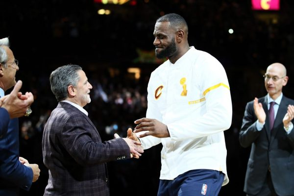 Dan Gilbert thinks Cavs 'killed it' with Kyrie Irving trade