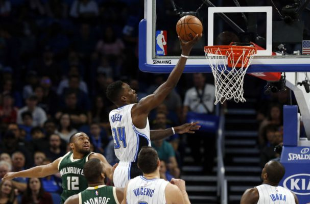 Cleveland Cavaliers sign Jeff Green; Shelvin Mack joins the Orlando Magic