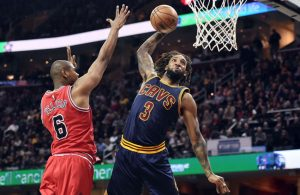 Derrick Williams Cavs