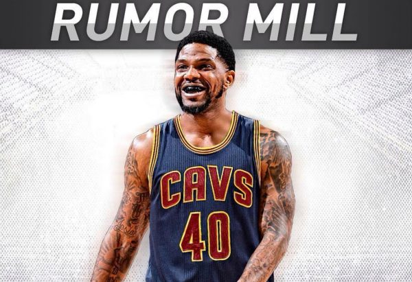Udonis Haslem Cavs
