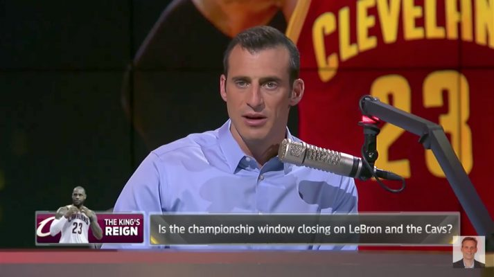 LeBron Concerned About Cavs' Ability to Compete With Warriors