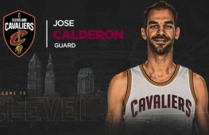 Jose Calderon Cavs