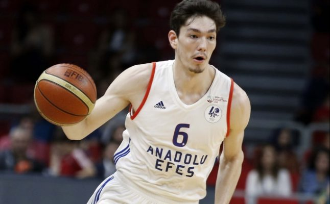 Report: Cleveland Cavaliers Sign Cedi Osman to Three-Year ...