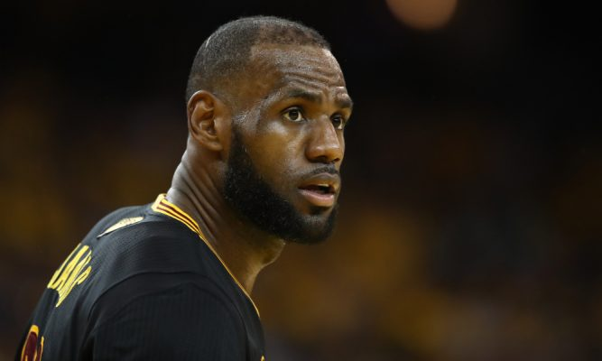 Report: LeBron James Not Thrilled by Dan Gilbert's Offseason Moves
