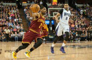 Kyrie Irving Sacramento Kings
