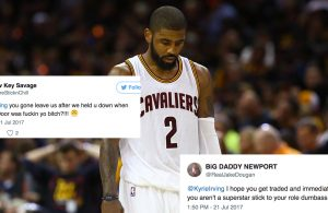 Kyrie Irving Cavs Fans