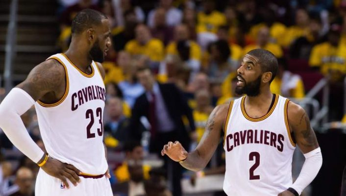 Six Teams Make Cavaliers an Offer for Kyrie Irving