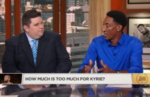 Brian Windhorst, Scottie Pippen