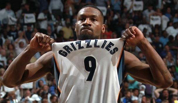 Tony Allen Grizzlies