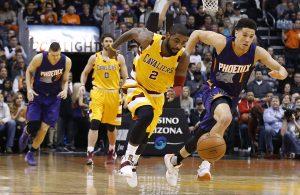 Kyrie Irving Phoenix Suns