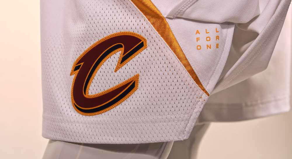 Cavs introduce new uniforms for the 2017-18 season