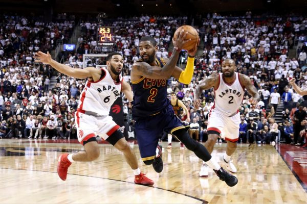 Kyrie Irving Raptors
