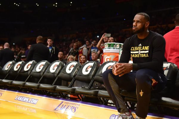 LeBron calls LA 'home' and leaves basketball world guessing