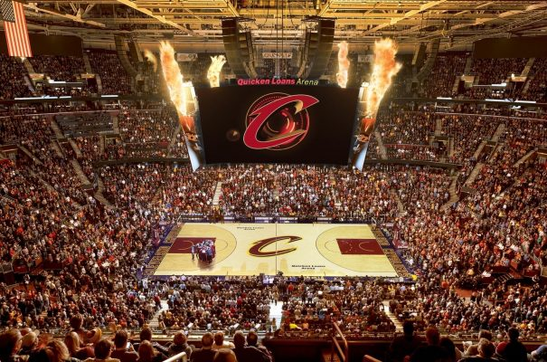 Cavaliers pull share of funding for Quicken Loans Arena upgrades