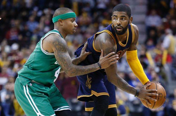 Kyrie Irving, Isaiah Thomas Cavs Celtics