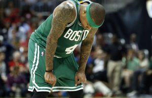 Isaiah Thomas Celtics Sad