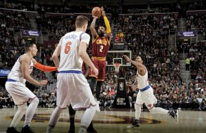 Kyrie Irving New York Knicks