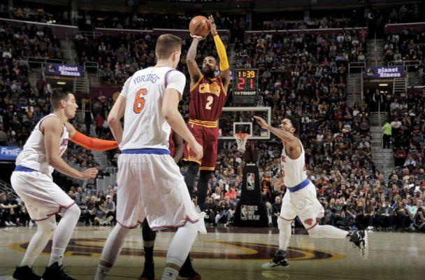 Kyrie Irving New York Knicks