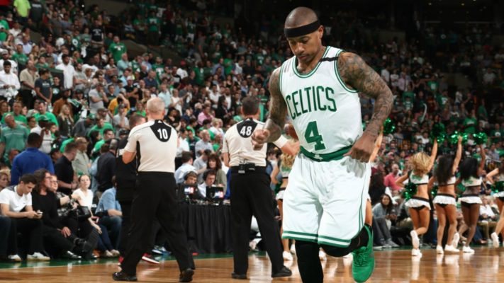 Isaiah Thomas Hip Injury