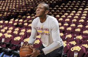 James Jones Cavs